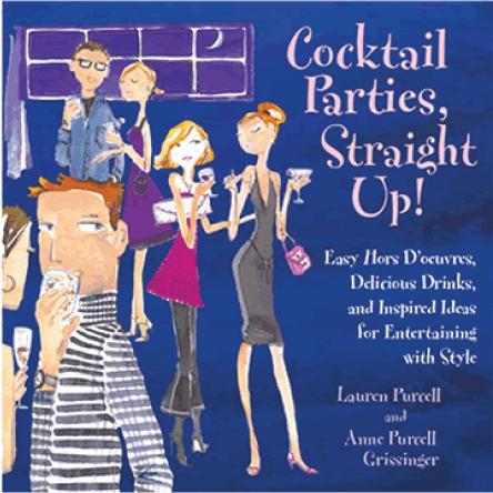 Purcell Sisters Cocktail Parties Straight Up!