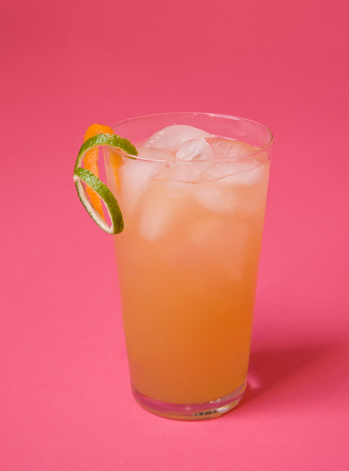 Florida Punch Cocktail Recipe